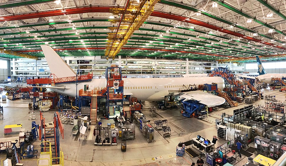 Final assembly of the 2nd 787-10 (32910009961)