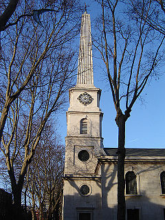 St Lukes, London Human settlement in England