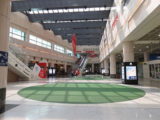 Global Mall Nangang Station Shopping mall in Taipei, Taiwan