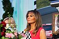 First Lady Melania Trump Attends the Congressional Spouses Luncheon (46939981895).jpg
