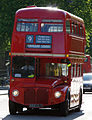 First London Routemaster bus RM1562 (562 CLT), heritage route 9, Kensington Gore, 25 June 2011.jpg