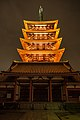 Five-story pagoda light-up (13024890464).jpg