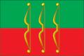 Flag of Velikoluksky rayon (Pskov oblast).png