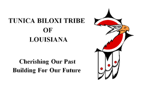 Flag of the Tunica-Biloxi Tribe of Louisiana.PNG