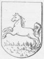 Flakkebjerg Herreds våben 1610.png