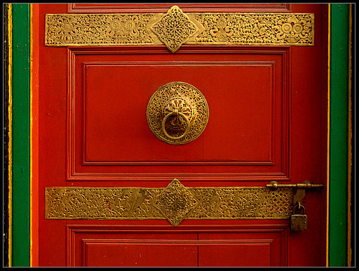 Flickr - Sukanto Debnath - red door