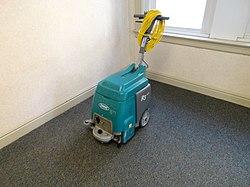 Floor cleaner inside Sullivan Hall.jpg