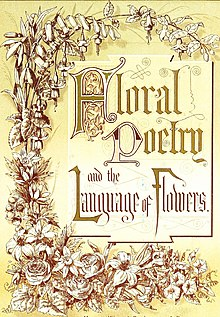Language Of Flowers Wikipedia