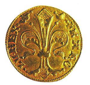Kingdom of Hungary (1301–1526) - Charles I's golden forint