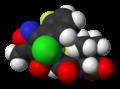 Flucloxacillin-from-xtal-1980-3D-vdW.png
