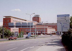 Munich-Riem Airport - Image: Flughafen riem 2
