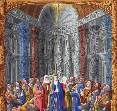 Folio 79r - Pentecostes excerpt