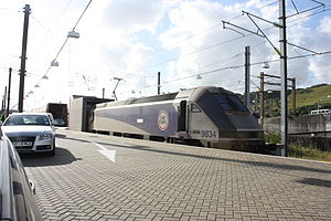 Folkestone Channel Tunnel car shuttle 3496.JPG