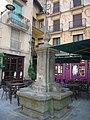 Font de la plaça de Sant Eudald (Ripoll).JPG