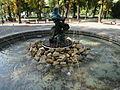 Fontana Ribar (borba), Kalemegdan, 05.JPG