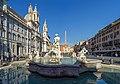 Fontana del Moro in Piazza Navona a Roma.jpg