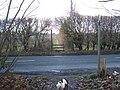 Footpath crosses B2163 Heath Road - geograph.org.uk - 1143939.jpg