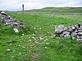 Footpath from Grassington towards Bare House - geograph.org.uk - 1474515.jpg