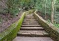 Footpath stairs near Pont du Gard.jpg