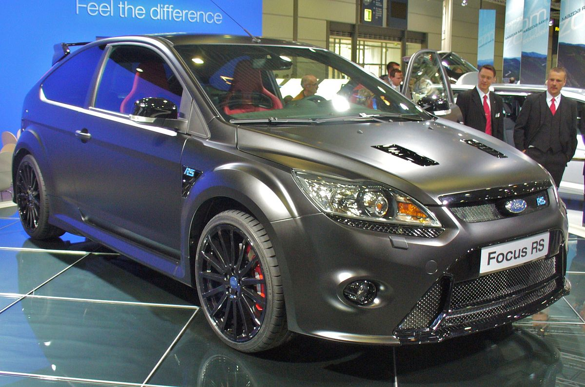 ford focus rs500 wikipedia wolna encyklopedia. Black Bedroom Furniture Sets. Home Design Ideas