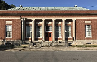 United States Post Office (Mount Olive, North Carolina) United States historic place