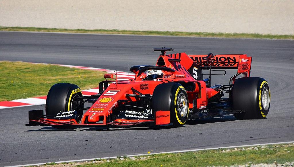 F U00e1jl Formula One Test Days 2019 - Ferrari Sf90