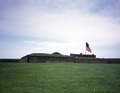 "Fort McHenry, where the ""Star-Spangled Banner"" was inspired by a battle in the War of 1812. Baltimore, Maryland LCCN2011633135.tif"