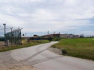 Fort Monckton - Entrance to Fort Monckton