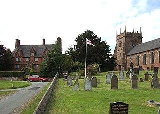 Forton, Staffordshire village in the United Kingdom