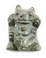Fot i brons till kärl - Hallwylska museet - 100082.tif