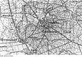 Fotothek df rp-c 0970066 Guteborn. Karte, 1-100.000.jpg