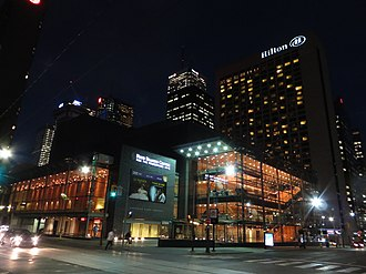 Canadian Opera Company - Four Seasons Centre for the Performing Arts in Toronto, Ontario