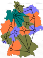 Four color theorem map of Germany 2.png