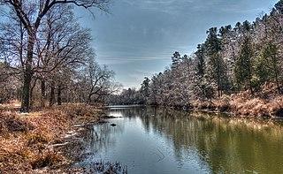 Fourche Maline (Oklahoma stream)