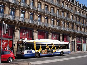 Image illustrative de l'article Liste des lignes de bus de Toulouse