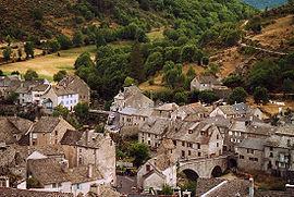 View of Le Pont-de-Montvert