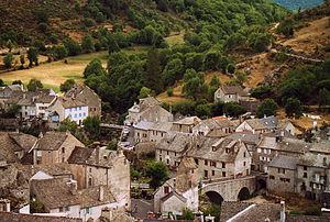Le Pont-de-Montvert - View of Le Pont-de-Montvert
