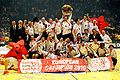 France is jubilant (04) - 2010 European Men's Handball Championship.jpg