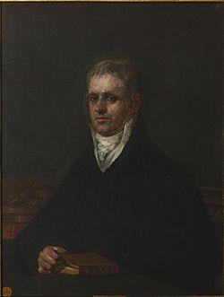Francisco de Goya - Retrato de José Munárriz - Google Art Project.jpg