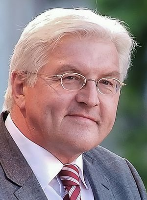 German federal election, 2009 - Image: Frank Walter Steinmeier 2009a (cropped)