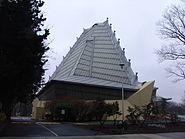 Frank Lloyd Wright - Beth Sholom Synagogue 5