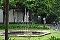 Frankfurt, Brunnen vor der Villa Leonhardi.JPG