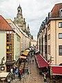 Frauenkirche Dresden - Münzgasse.jpg