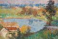 Frederick McCubbin - Colour Note at South Yarra, 1910.jpg