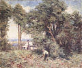 Frederick McCubbin - Labouring in the Bush.jpg
