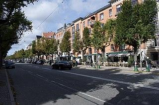 Frederiksberg Municipality Municipality in Hovedstaden, Denmark