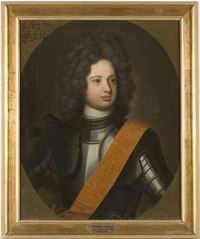 Fredrik Vilhelm I, 1688-1740,  konung av Preussen