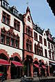 Freiburg has a lot of red sandstone buildings - panoramio.jpg