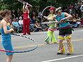 Fremont Solstice Parade 2007 - hula hoops 14-1.jpg