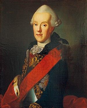 Frederick Charles, Prince of Schwarzburg-Rudolstadt - Frederick Charles, Prince of Schwarzburg-Rudolstadt